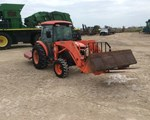 Tractor For Sale: 2008 Kubota L3940, 39 HP