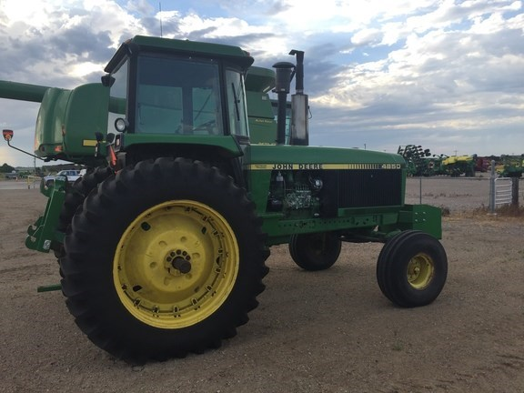 1988 John Deere 4850 Tractor For Sale