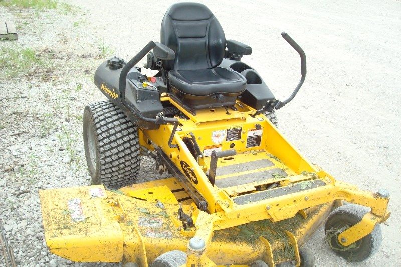 EverRide WARRIOR Riding Mower For Sale