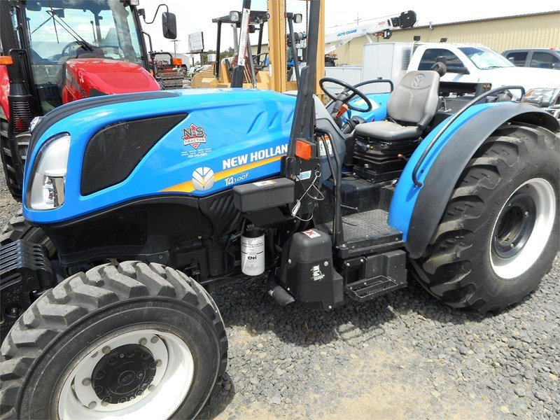 2016 New Holland T4.100F Tractor