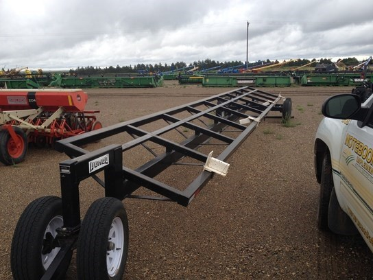 Wemhoff E-36 Header Trailer For Sale