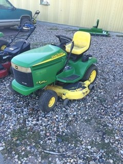 Riding Mower For Sale:  1999 John Deere LX277 , 17 HP