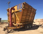 Cotton Equipment Handling and Transportation For Sale:  KBH Boll Buggy