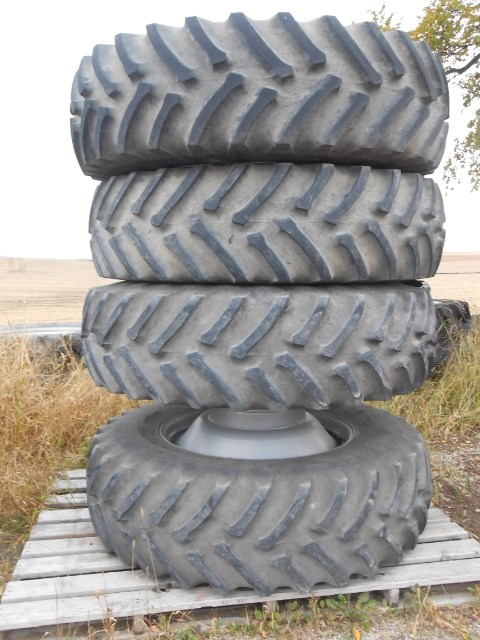 Titan 520/85R42 Wheels and Tires For Sale