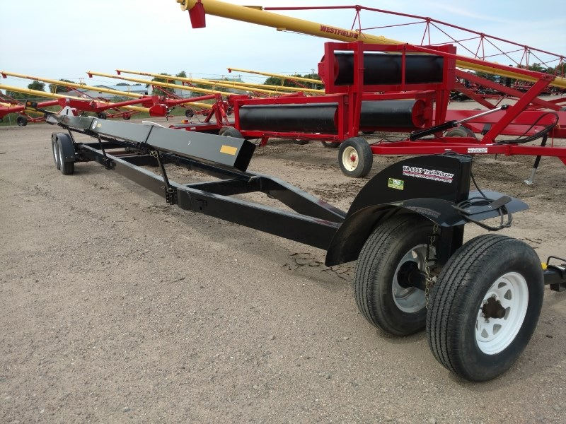 J & M TB-6000A Header Trailer For Sale