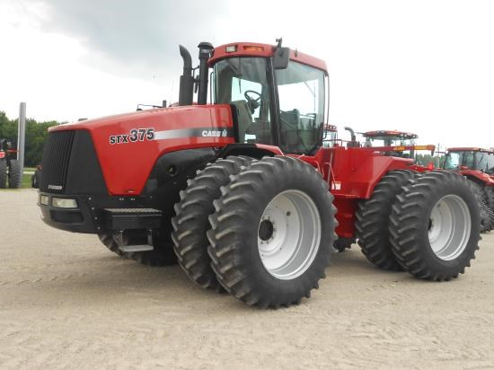 2004 Case IH STX375 Tractor For Sale