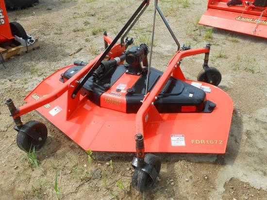 2014 Land Pride FDR1672 Rotary Cutter For Sale