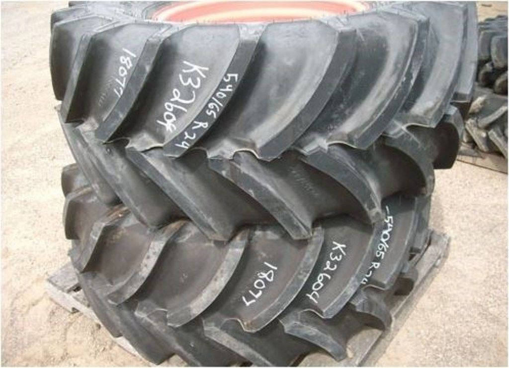 Claas 540/65R24 Wheels and Tires For Sale