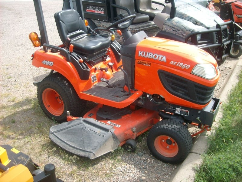 2011 Kubota BX1860T Tractor - Compact For Sale