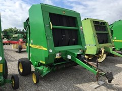 Baler-Round For Sale:  2002 John Deere 567