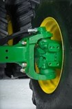 Combine For Sale:   John Deere 4WD KIT