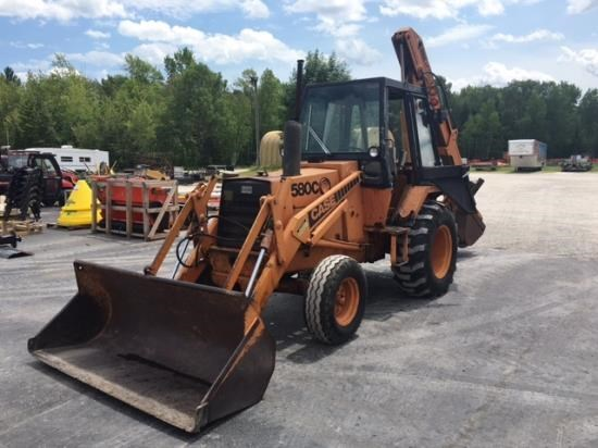 Case 580C TLB Loader Backhoe For Sale