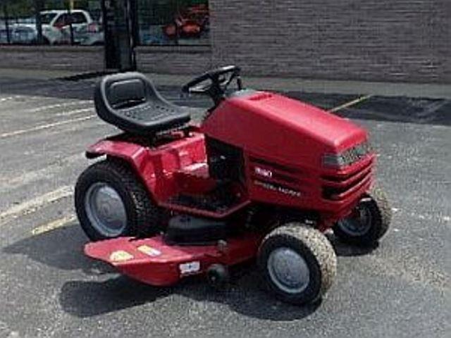 1994 Toro 266-H Riding Mower For Sale