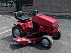 Riding Mower For Sale:  1994 Toro 266-H