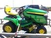 Riding Mower For Sale:  2014 John Deere X304