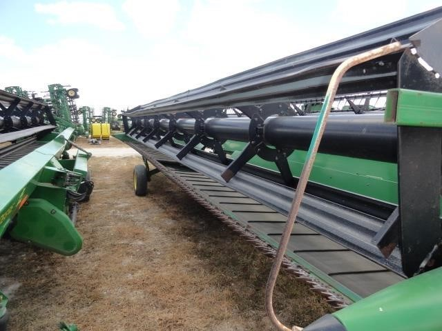 2007 John Deere 936D Header/Platform For Sale