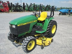 Tractor For Sale:  1999 John Deere 4300 , 32 HP