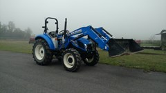 Tractor For Sale 2012 New Holland T4.75 , 65 HP