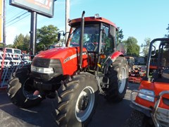 Tractor For Sale 2007 Case IH JX95 , 70 HP