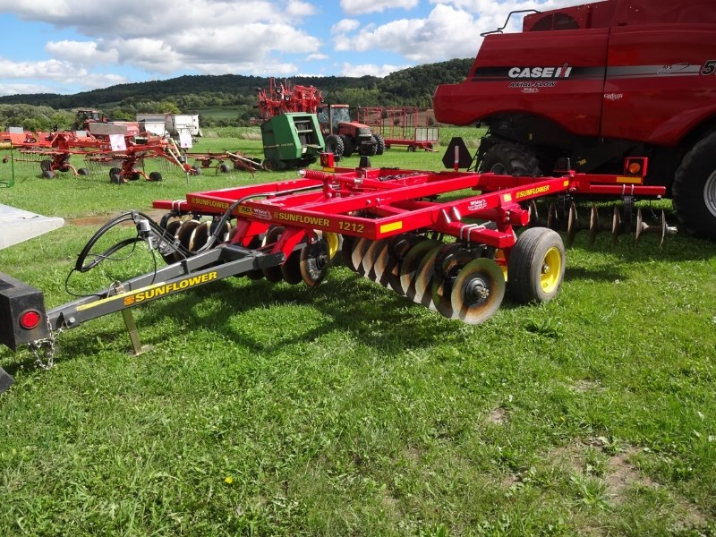 2015 Sunflower 1212-13 DISC Tillage For Sale