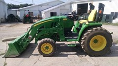 Tractor - Compact Utility For Sale 2015 John Deere 3046R , 46 HP