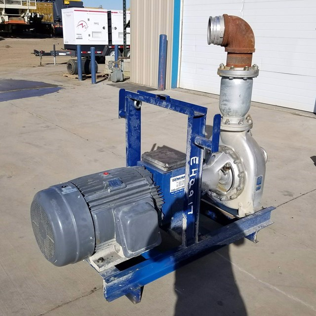 2016 Gorman-Rupp 06B20-B Pump For Sale