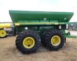 Dry Fertilizer-Transport Auger Trailer For Sale: 2014 John Deere DN345