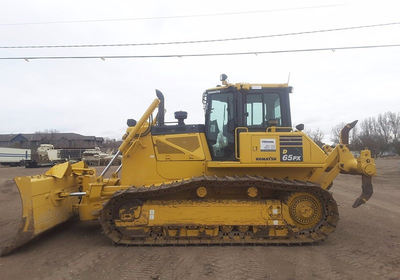 2015 Komatsu D65PX-17 Crawler Tractor For Sale