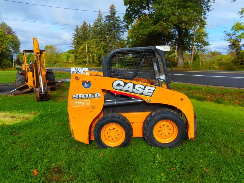 2014 Case SR160 Skid Steer For Sale