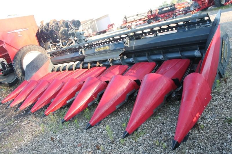 2012 Cressoni 830 Header-Corn For Sale