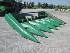 Header-Corn For Sale:  1988 John Deere 643