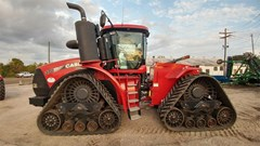 Tractor For Sale 2014 Case IH STEIGER 370 ROWTRAC , 370 HP