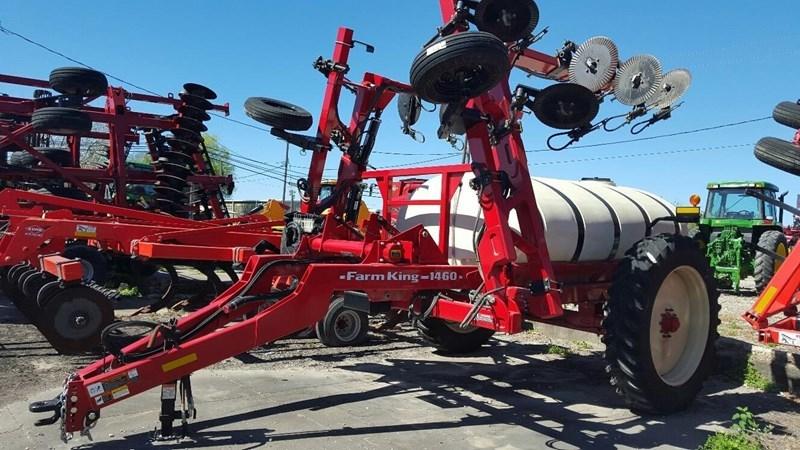 2015 Farm King Allied 1460 Liquid Fertilizer-Pull Type For Sale