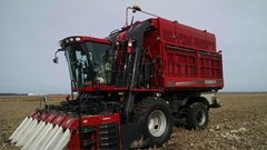 Cotton Picker For Sale 2011 Case IH CPX620 , 340 HP