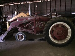 Tractor For Sale International M , 35 HP