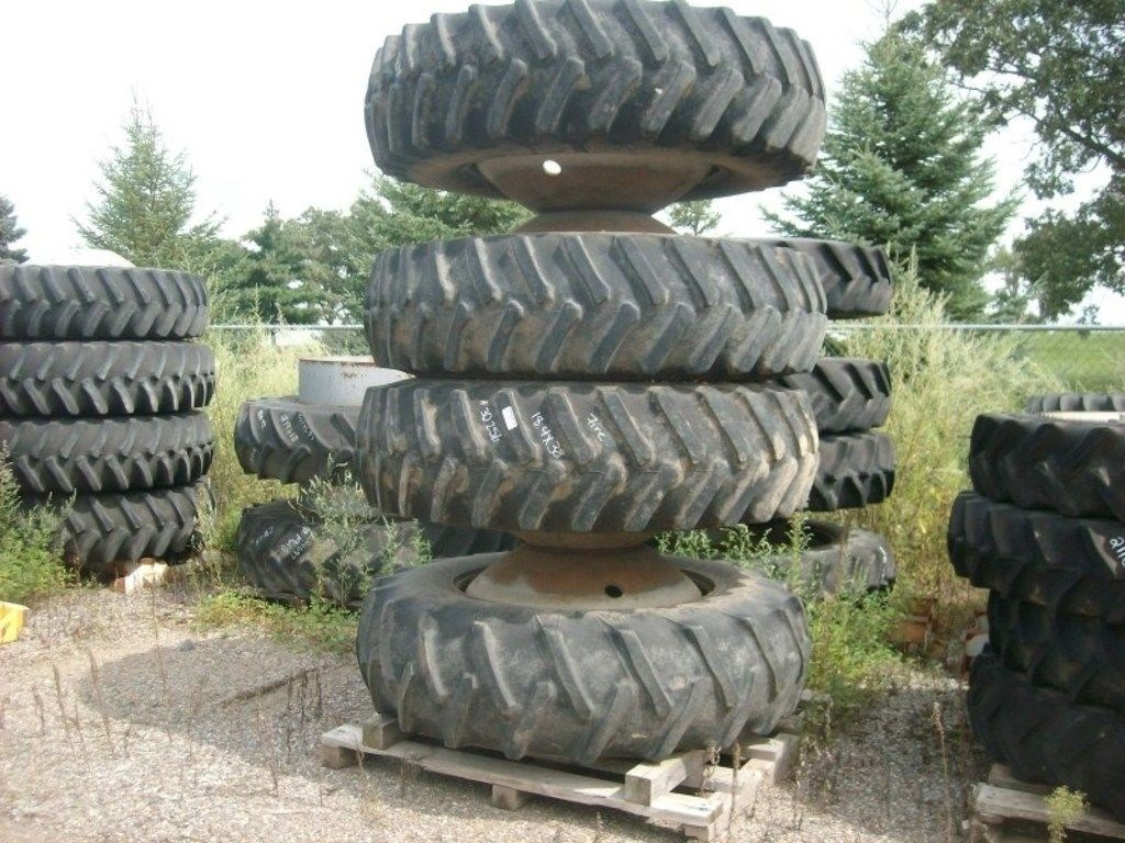 Case IH 18.4R38 Wheels and Tires For Sale