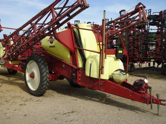 2007 Hardi NP1100 Sprayer-Pull Type For Sale