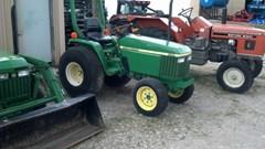 Tractor For Sale:  2002 John Deere 790 , 30 HP
