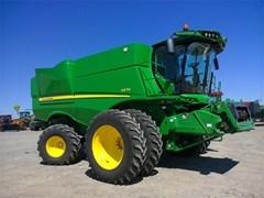 Combine For Sale 2014 John Deere S670 , 373 HP
