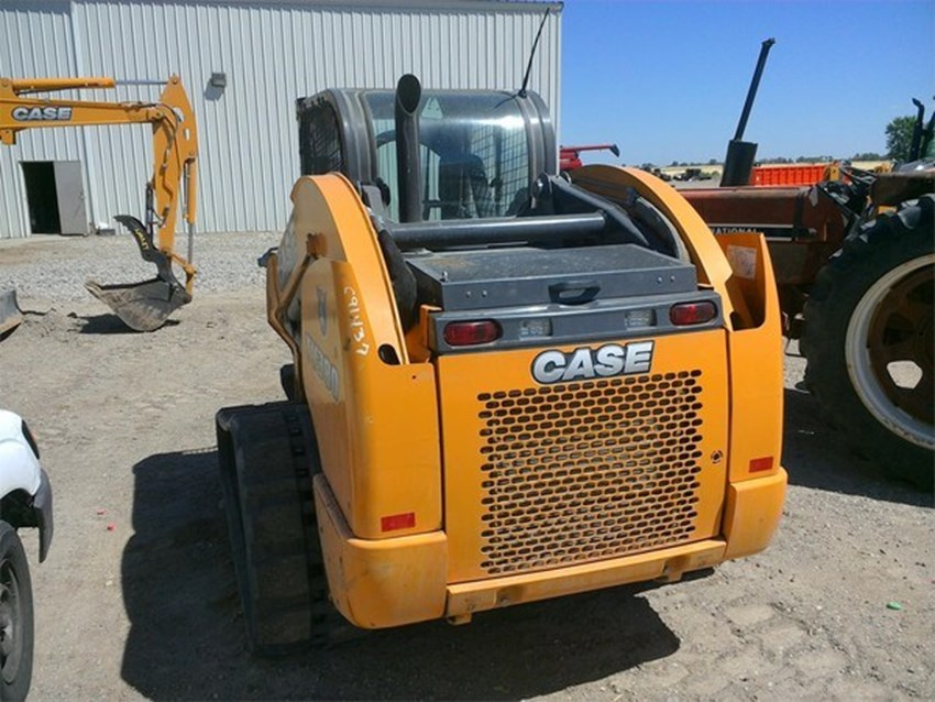 2013 Case TV380 Skid Steer For Sale » American Falls