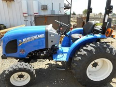 Tractor  2016 New Holland WORKMASTER 33 , 33 HP