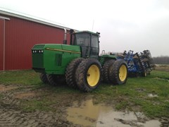Tractor For Sale 1996 John Deere 8570 , 250 HP