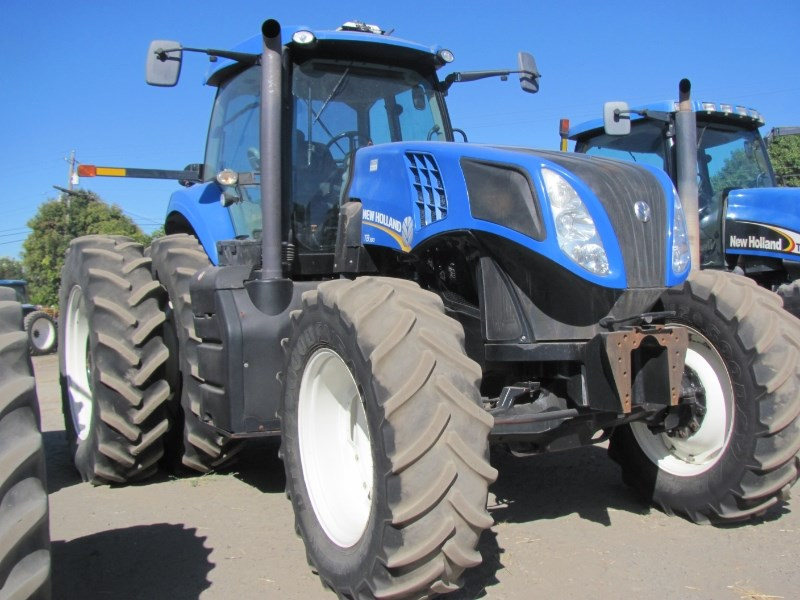 2011 New Holland T8.300 Tractor For Sale