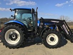Tractor For Sale 2010 New Holland T6050 , 105 HP