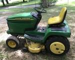 Riding Mower For Sale: 1996 John Deere 325, 18 HP