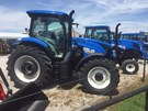 Tractor For Sale:   New Holland (NEW) T6.165 4x4 , 135 HP