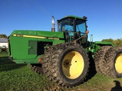 Tractor For Sale 1992 John Deere 8760 , 300 HP