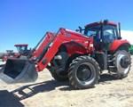 Tractor For Sale: 2014 Case IH MAGNUM 225 CVT, 195 HP