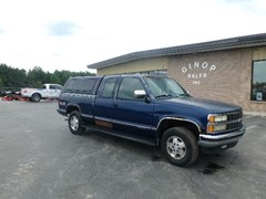 Pickup Truck For Sale:  1993 Chevrolet K1500
