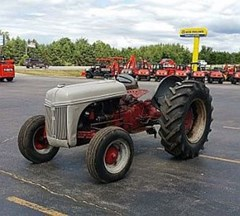 Tractor For Sale:  1941 Ford 9N , 22 HP